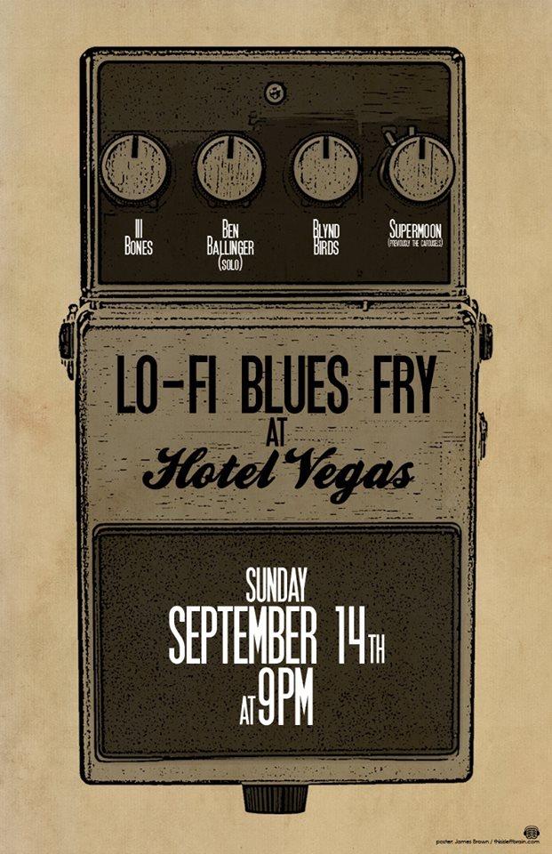 III Bones Hotel Vegas