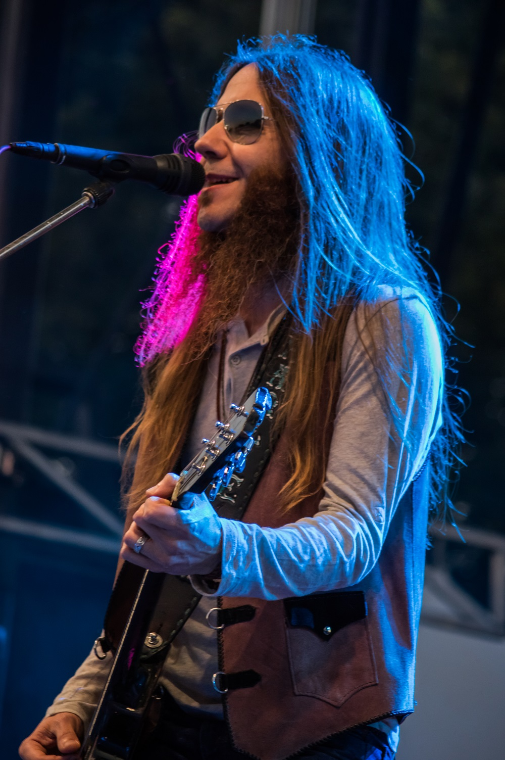 Blackberry Smoke ACL 2014
