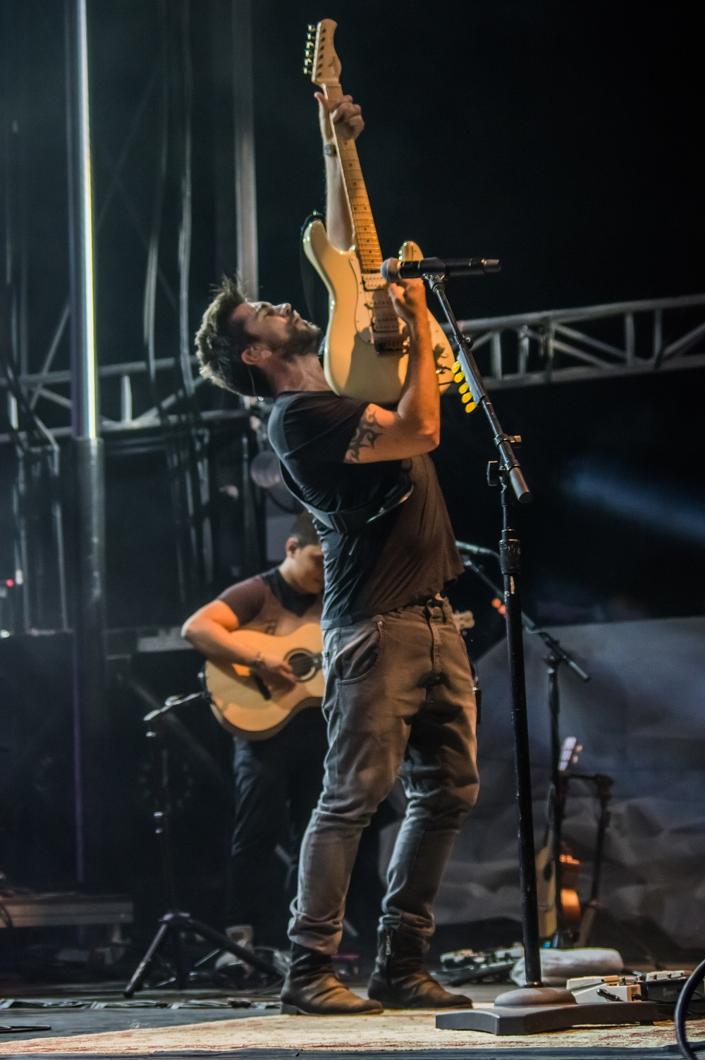 Juanes at ACL 2014