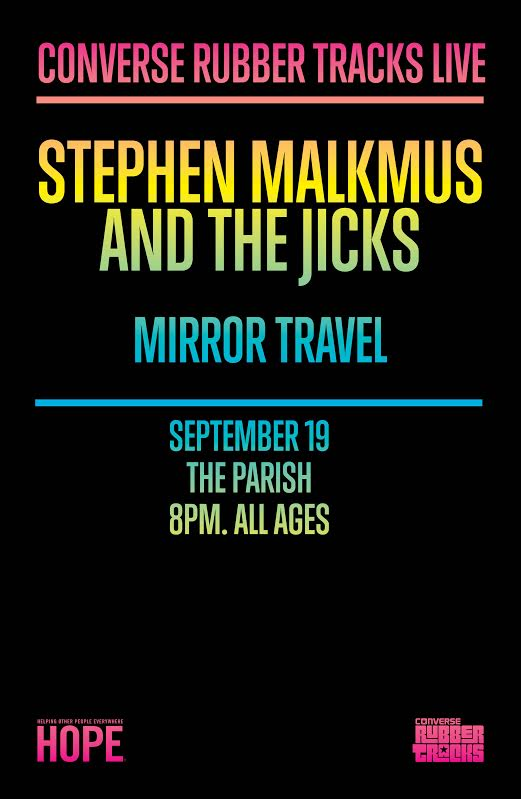 Stephen Malkmus and the Jicks Mirror Travel